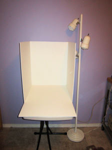Homemade Photo Studio Light Box Using Foam Board Kat S